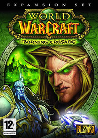 WOW. The Burning Crusade (European version)