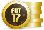 FIFA 17 Ultimate Team Coins-Coins(PC)-5% |fast Delivery
