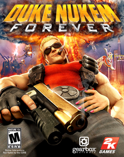 Duke Nukem: Forever (Steam gift RU/CIS)