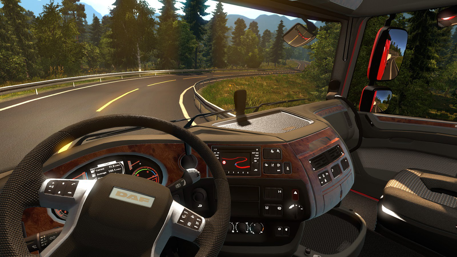 Euro Truck Simulator 2 Steam Gift RU-CIS
