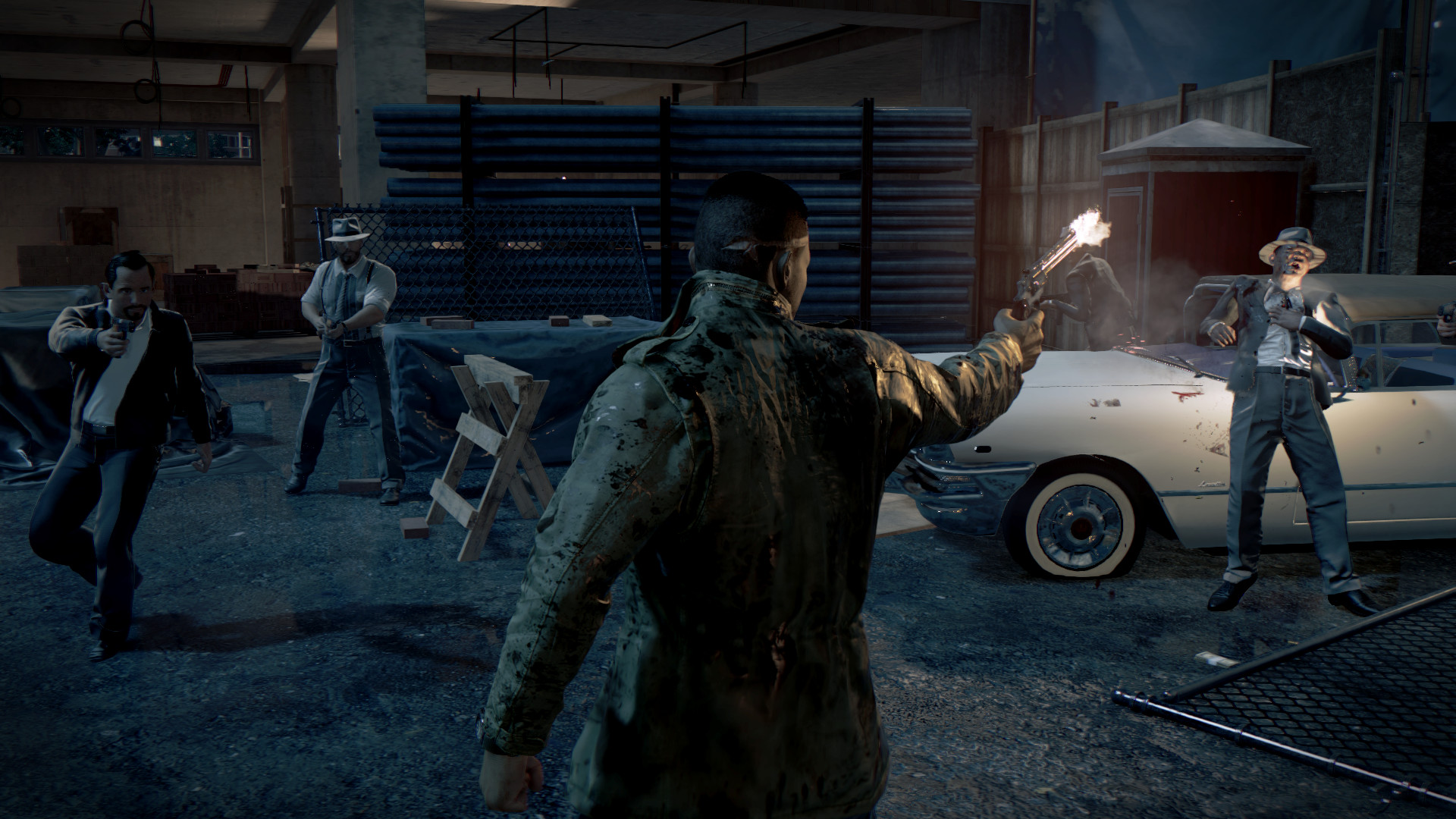 Mafia III: Definitive Edition (STEAM Gift RU + CIS)