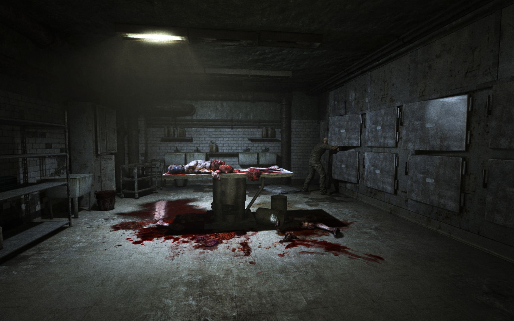 Outlast Steam Gift RU-CIS