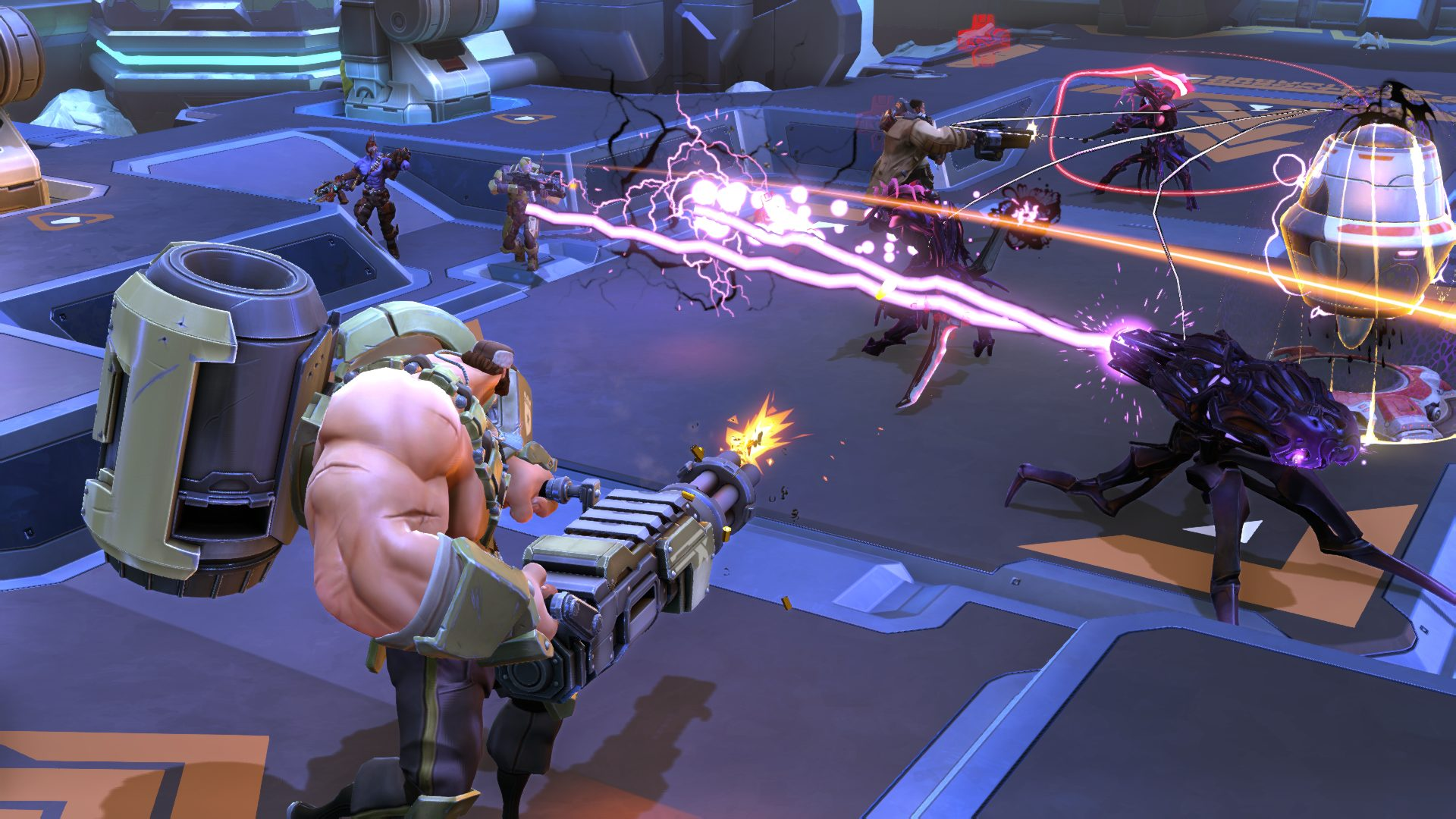 Скриншот  7 - Battleborn (ROW) steam key