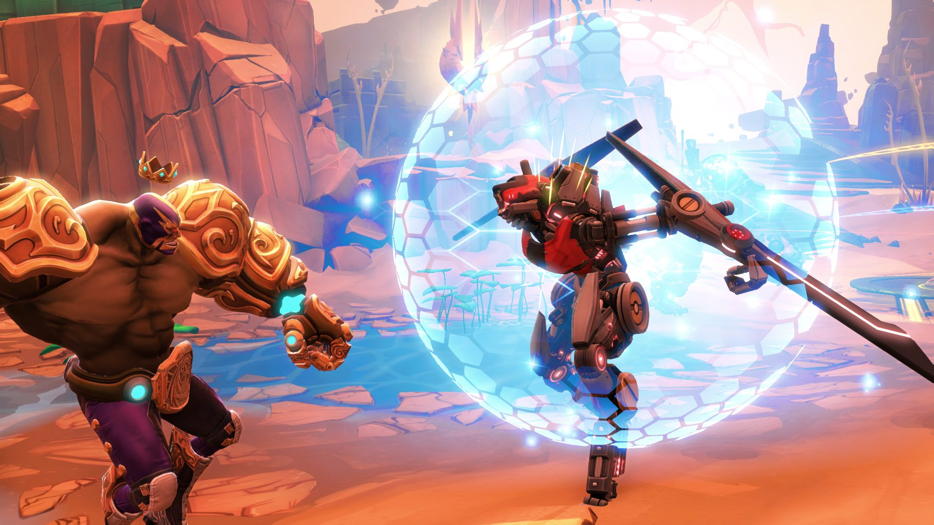 Скриншот  8 - Battleborn (ROW) steam key