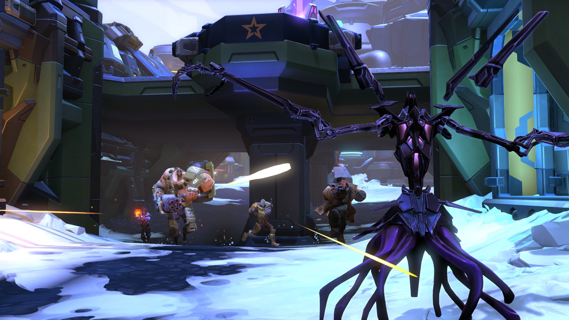 Скриншот  3 - Battleborn (ROW) steam key