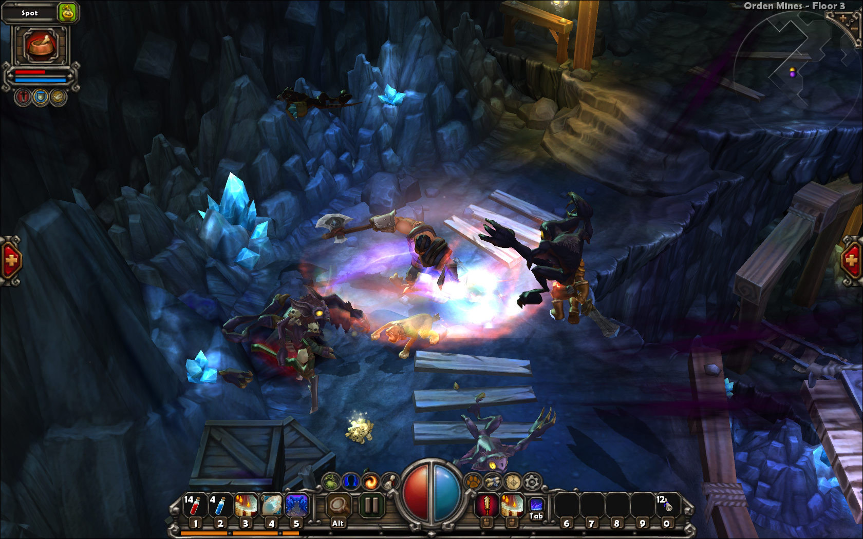 Torchlight (Steam Gift ROW / Region Free)