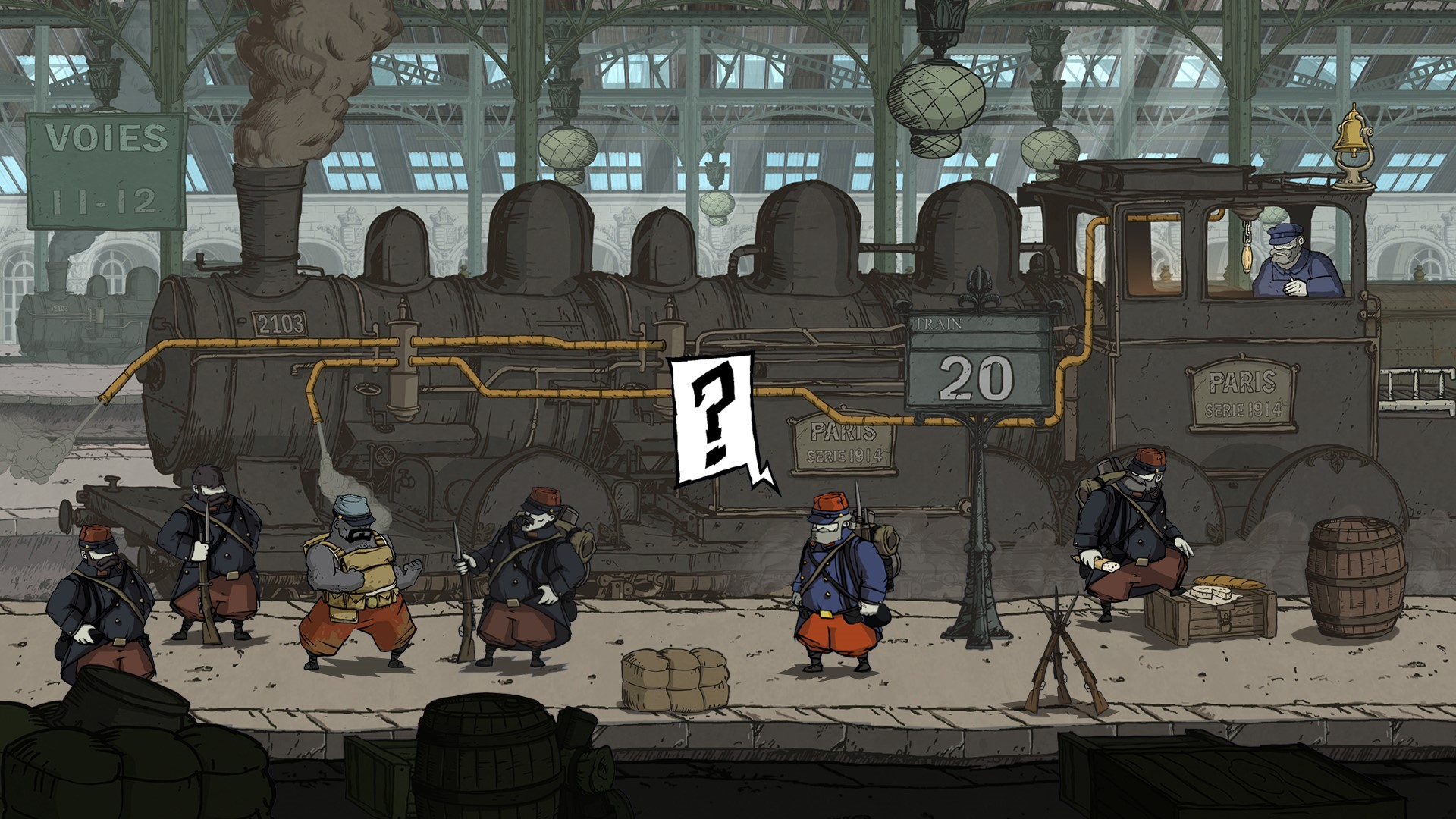 Valiant Hearts: The Great War (Steam Gift / RU + CIS)