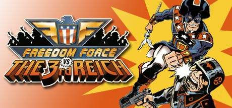 Freedom Force vs. The Third Reich (ROW) steam key