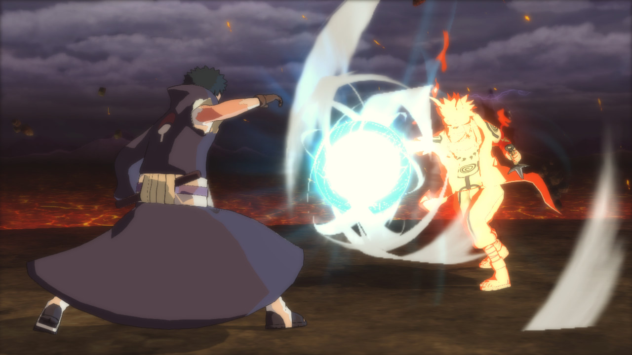 Naruto Shippuden: Ultimate Ninja Storm Revolution STEAM