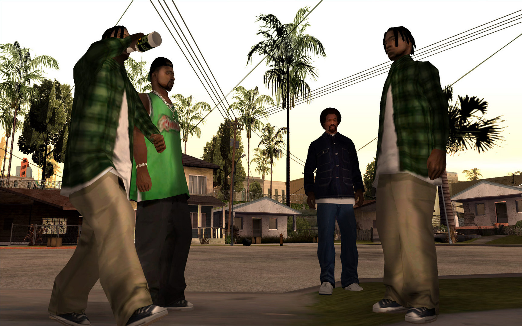 Grand Theft Auto: San Andreas (STEAM GIFT ROW)