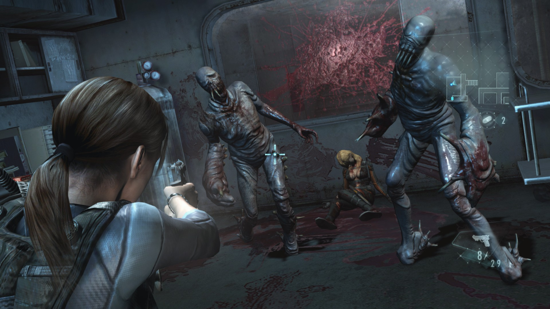 Resident Evil Revelations (Steam GIFT RU/CIS/UA)