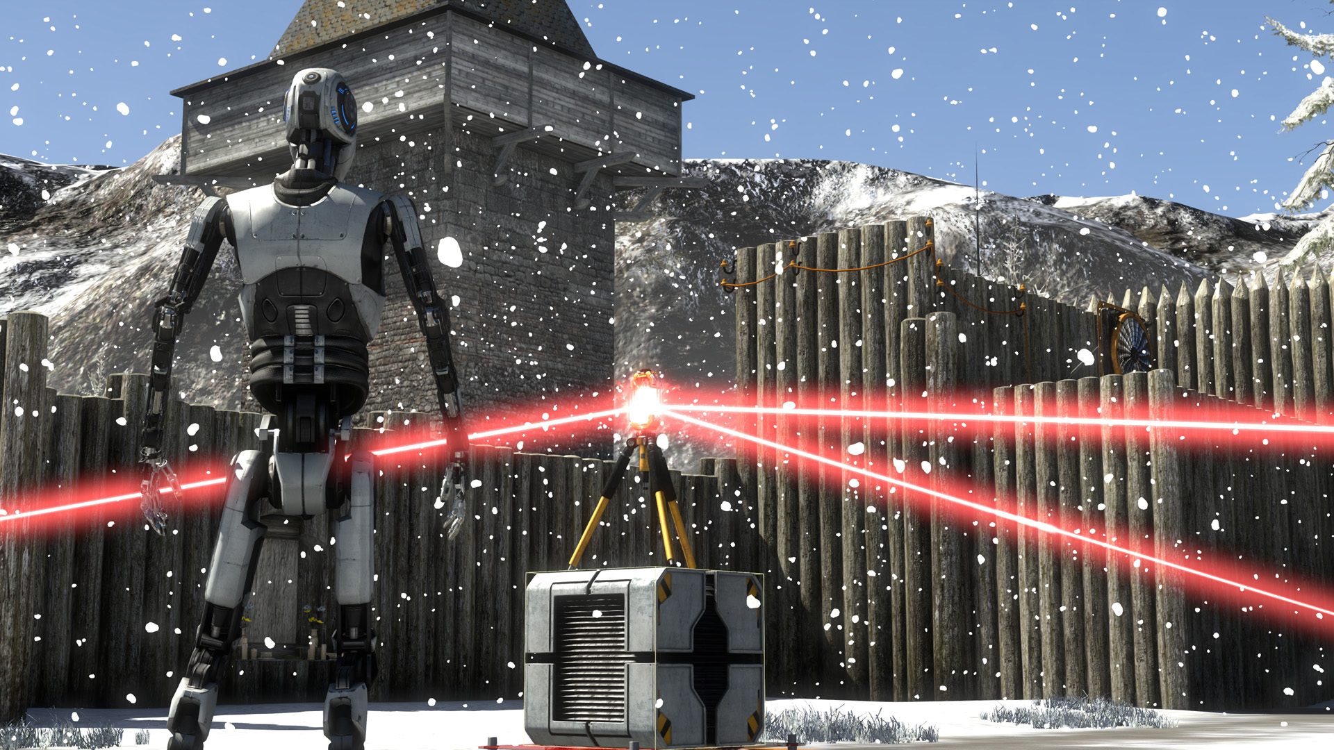 The Talos Principle (STEAM GIFT RU/CIS)