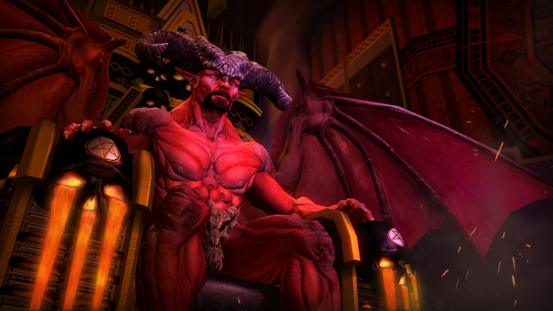 Saints Row: Gat out of Hell Steam Key (RU+CIS)