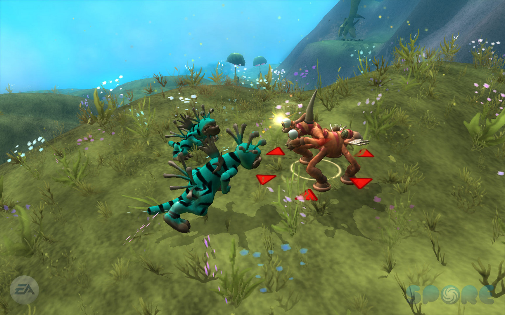 Download spore for free full game.
