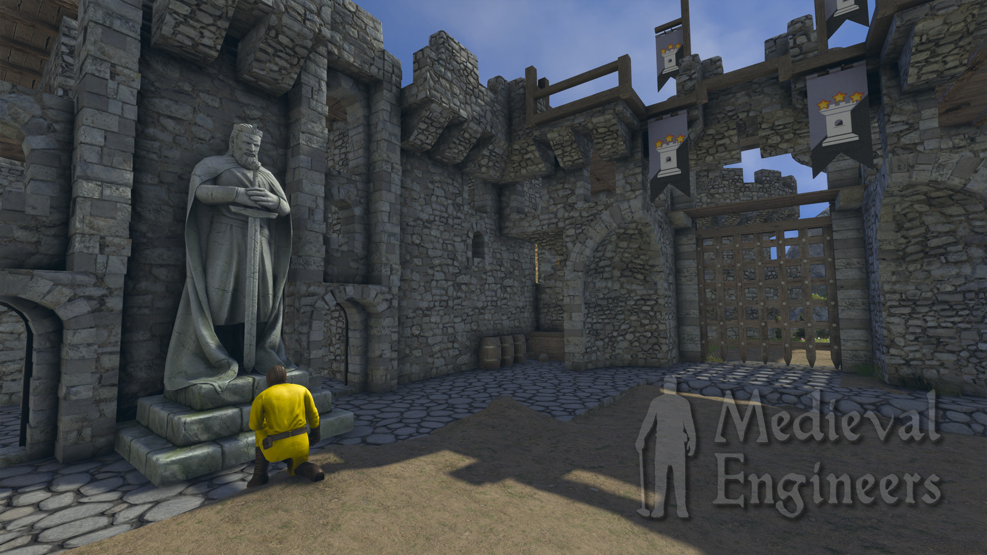 Medieval Engineers - (Steam Gift ROW / Region Free)