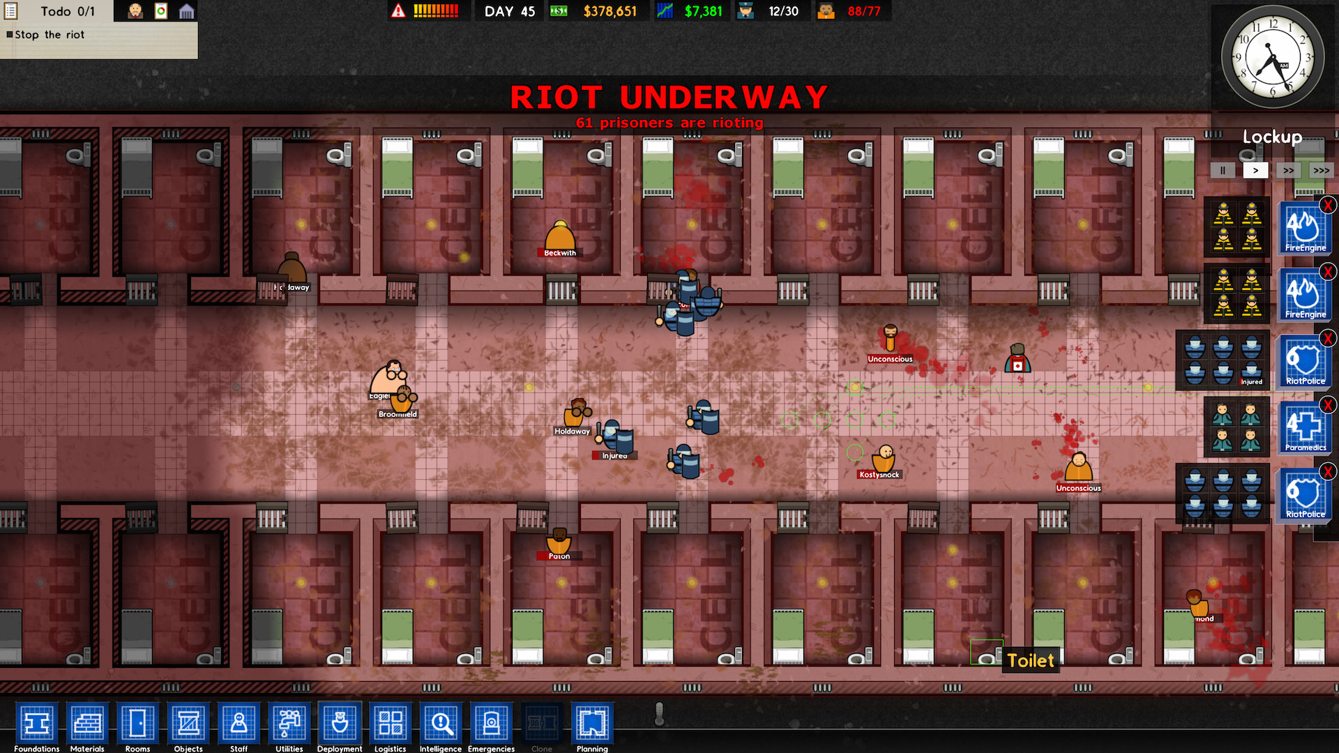 Prison Architect (Steam Gift / RU + CIS)