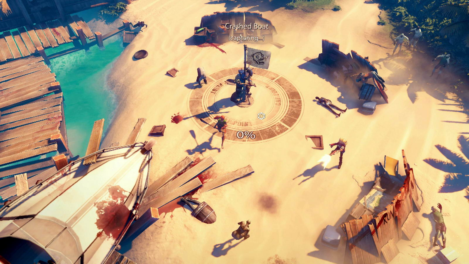 Dead Island: Epidemic open beta (ROW) Gift Region Free