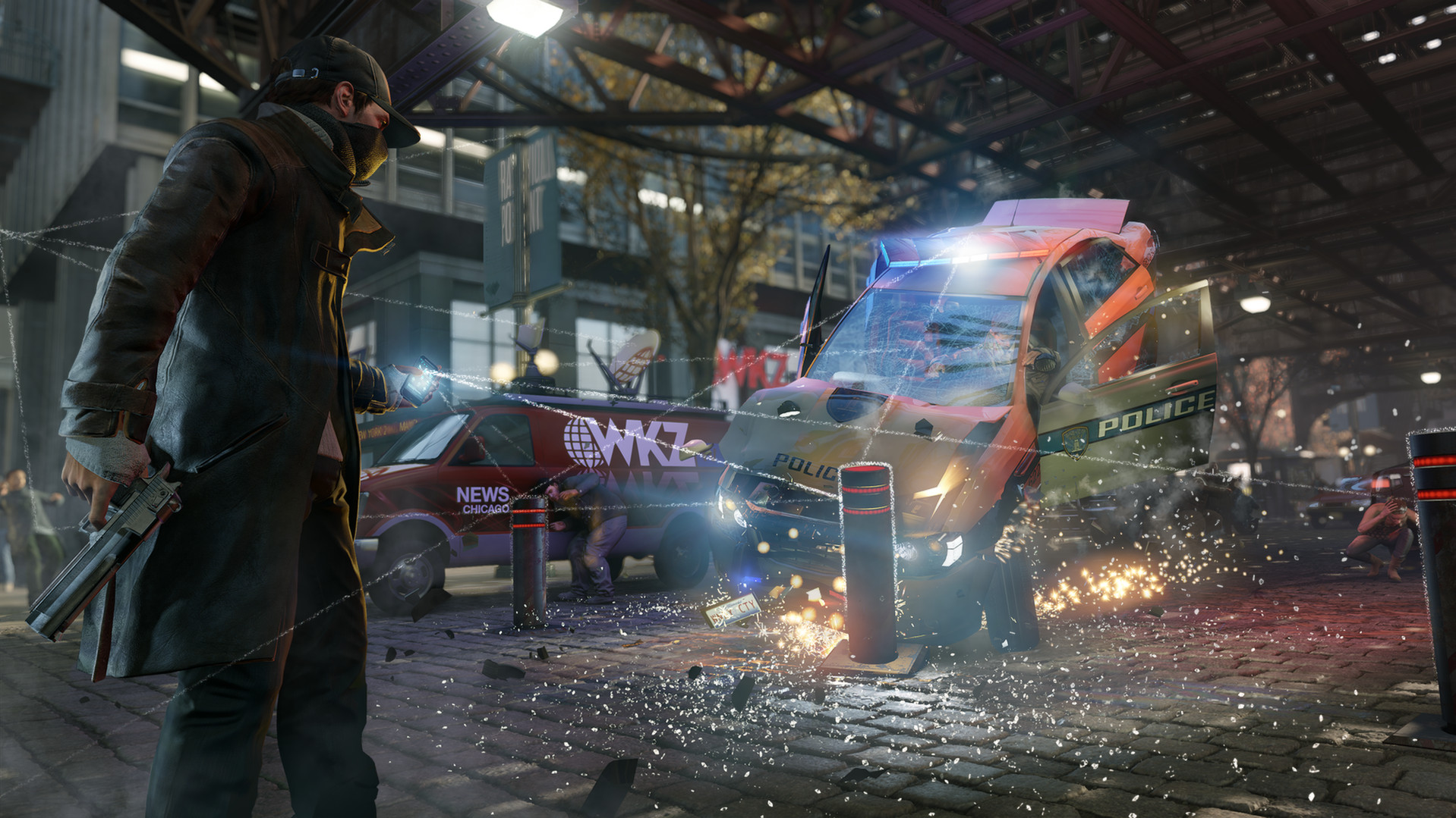 Watch Dogs Uplay accounts