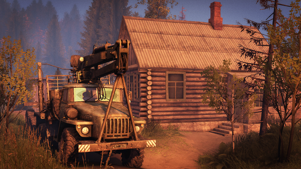 SPINTIRES (Steam Gift / RU + CIS)