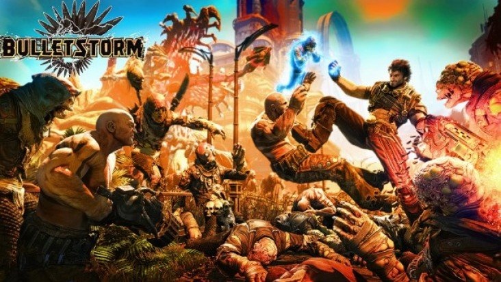 Bulletstorm (Steam Gift/RU + CIS)