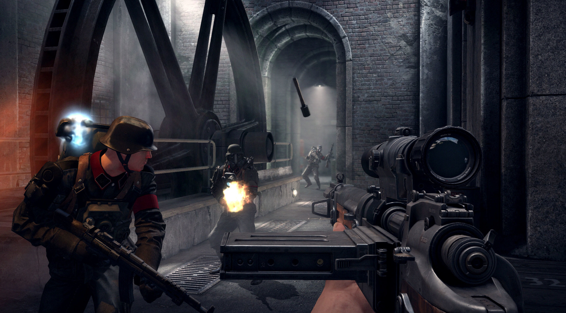 Wolfenstein: The Old Blood (Steam Gift/RU + CIS)