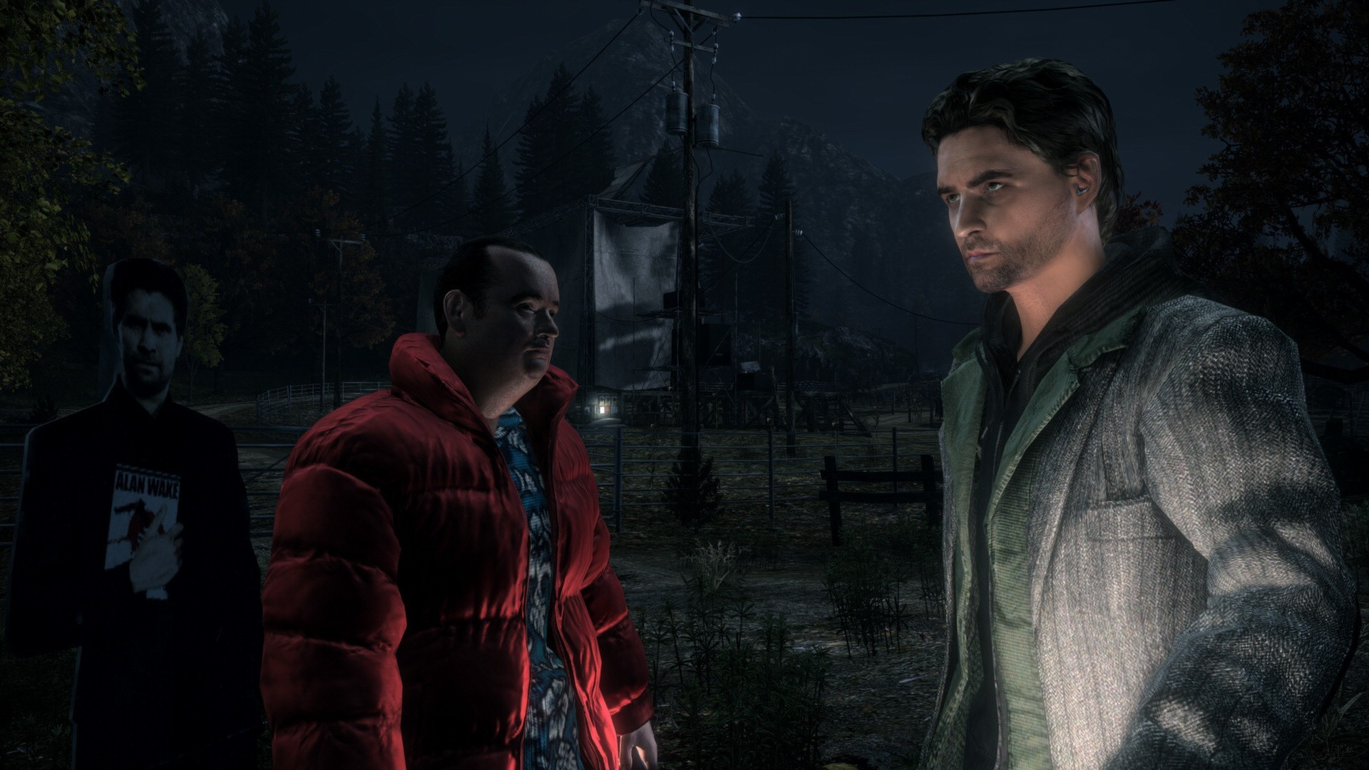 Alan Wake (Steam Gift ROW)