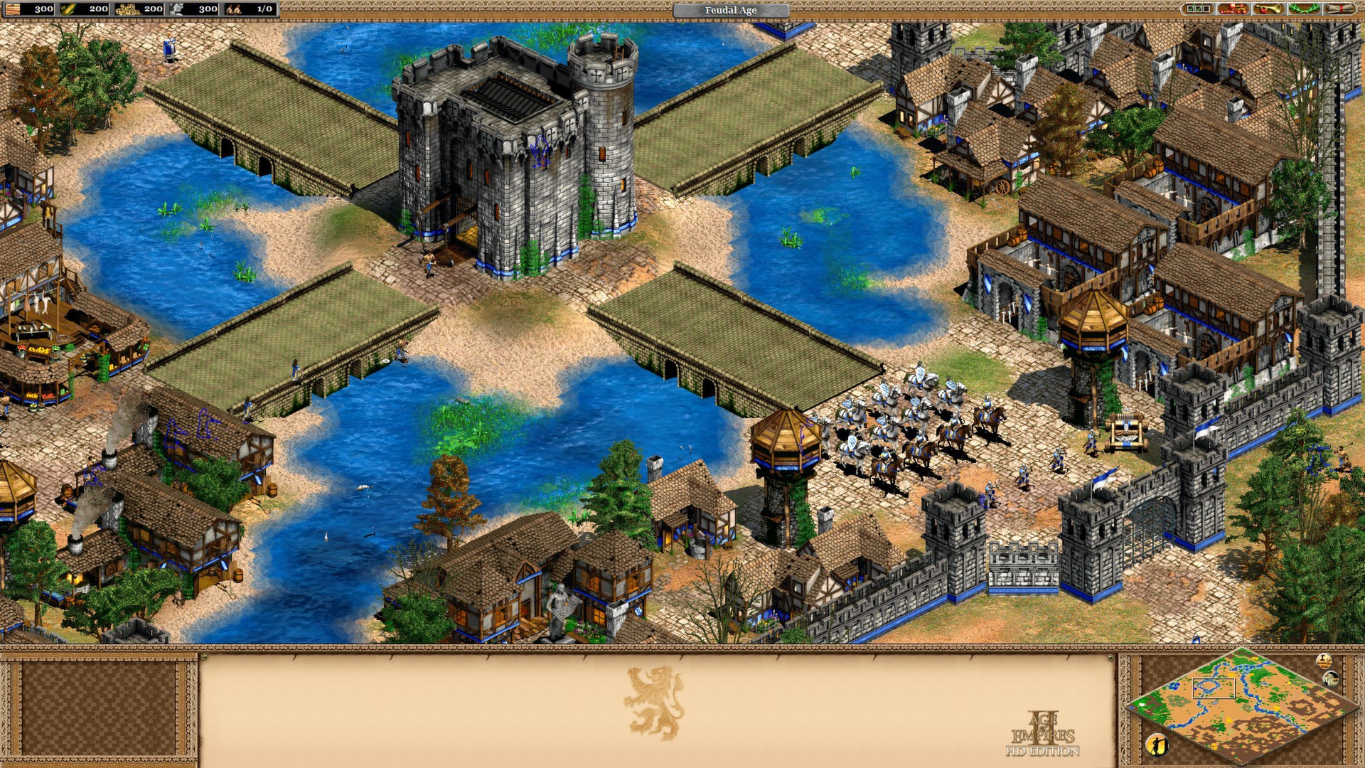 Age of Empires II HD (Steam Gift ROW)