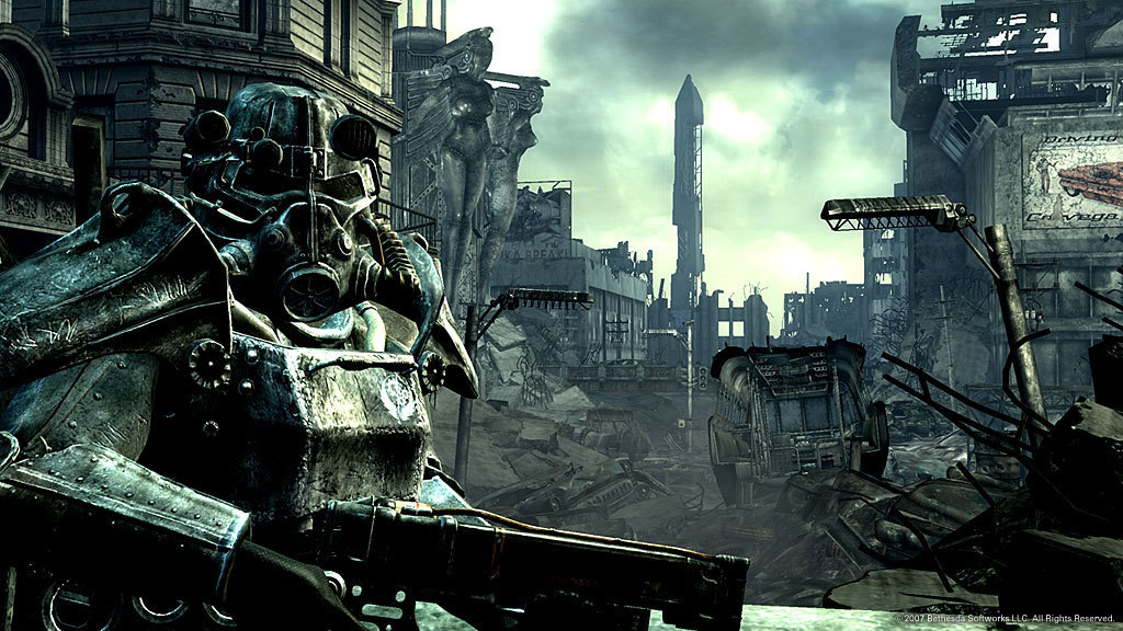 Fallout 3 (Steam Gift ROW)