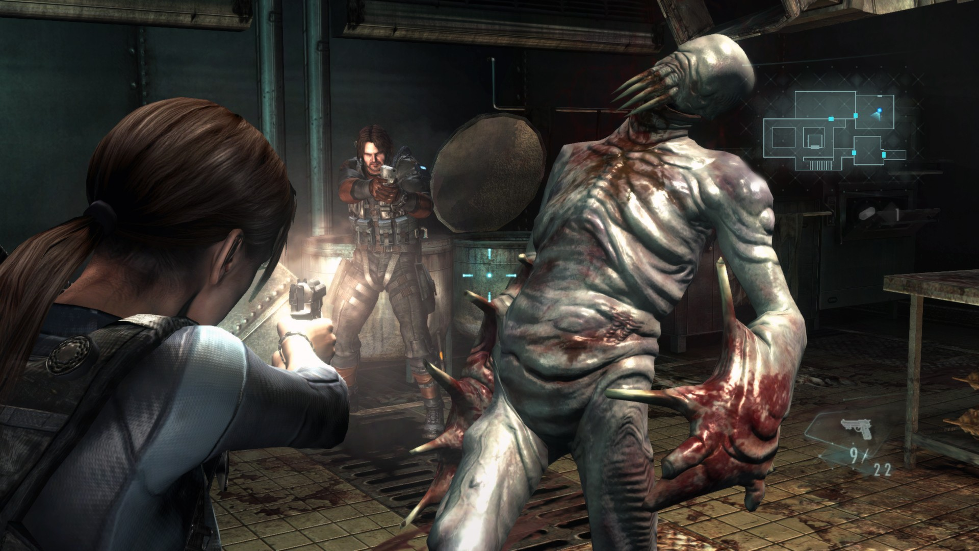 Resident Evil Revelations (RU/CIS) steam key