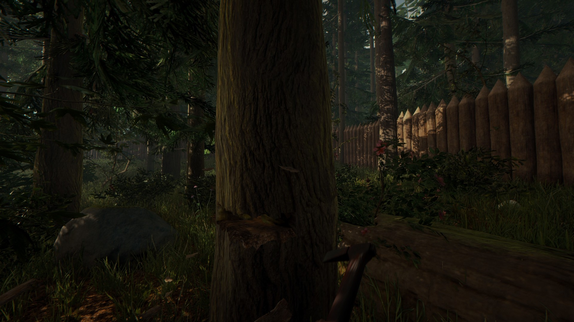 The Forest  (Steam Gift/RU)