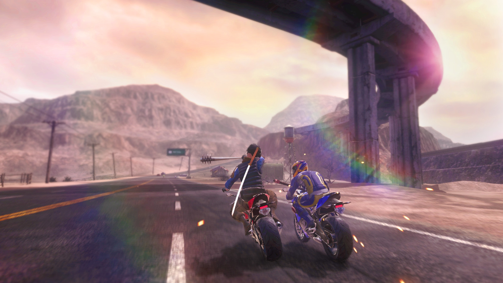 Road Redemption (ROW) Steam Key