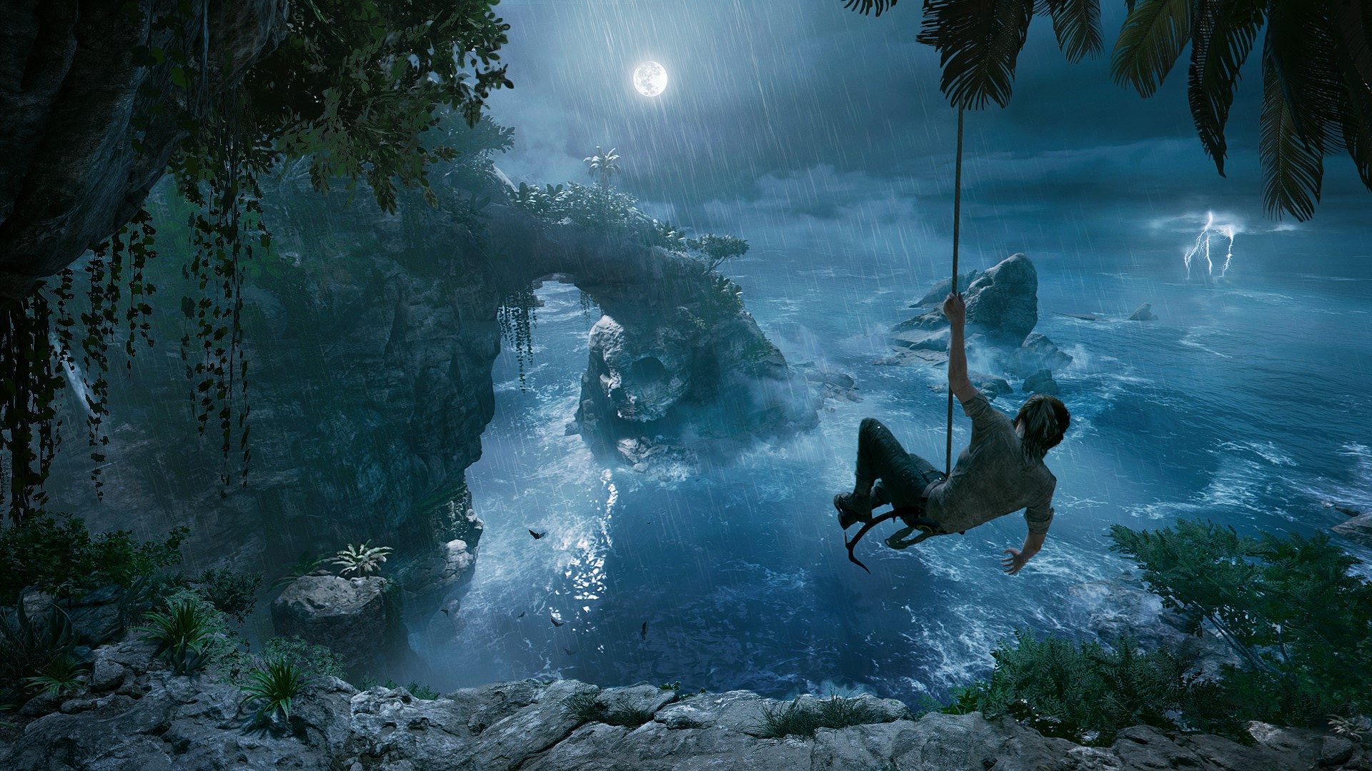 Shadow of the Tomb Raider Steam Key (ROW)