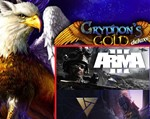 """STEAM KEY: """"GOLDEN GRIFFIN"""" FROM $10 X10 + X3 + GIFTS!"""
