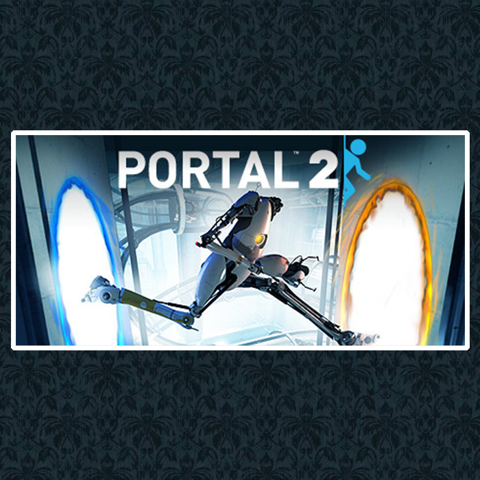 Portal 2 (Steam gift | ROW | Region Free)