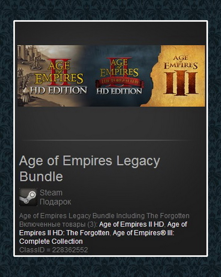 Age of Empires Legacy Bundle (Steam Gift | Region Free)