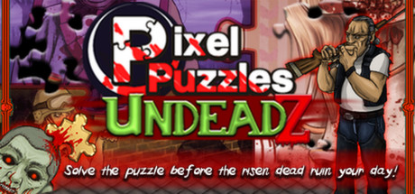 Pixel Puzzles: UndeadZ (Steam Key)