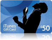 iTunes Gift Card 50$ (USA)