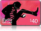 iTunes Gift Card 40$ (USA)