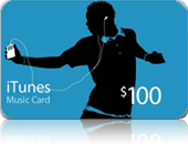 iTunes Gift Card 100$ (USA)