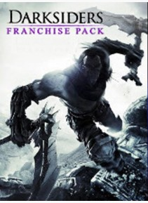 Darksiders Franchise Pack Steam KEY (RU/CIS).