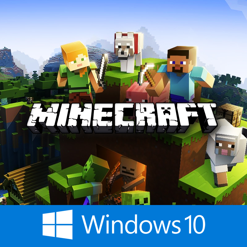 💚 MINECRAFT WINDOWS 10 GLOBAL KEY 💚 LICENSED KEY
