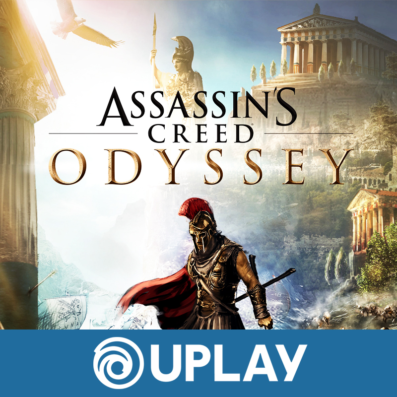 ASSASSINS CREED ODYSSEY | WARRANTY | UPLAY 💚