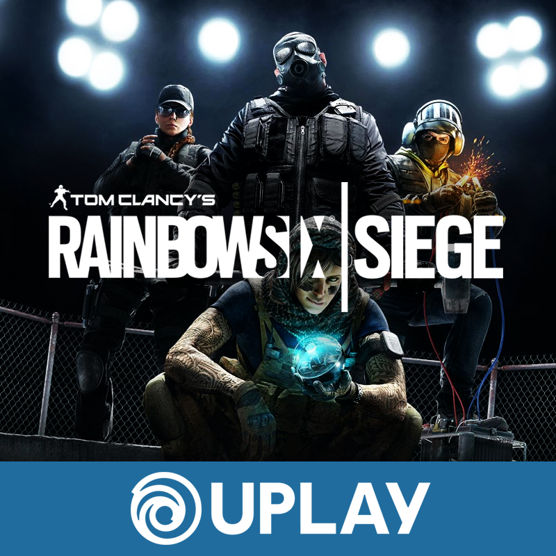 RAINBOW SIX: SIEGE | WARRANTY | UPLAY 💚