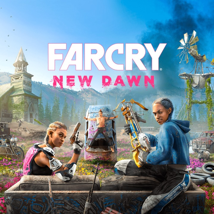FAR CRY NEW DAWN | WARRANTY | UPLAY 💚