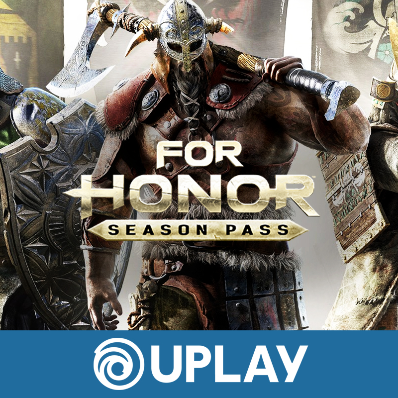 FOR HONOR SEASON PASS 🔴 UPLAY | ГАРАНТИЯ