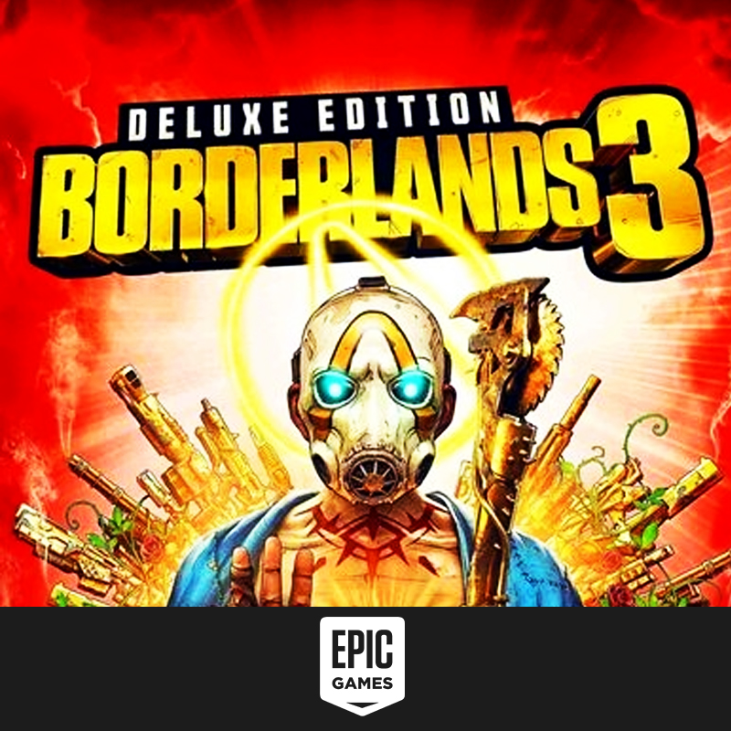 BORDERLANDS 3 DELUXE EDITION 🔴 EPICGAMES