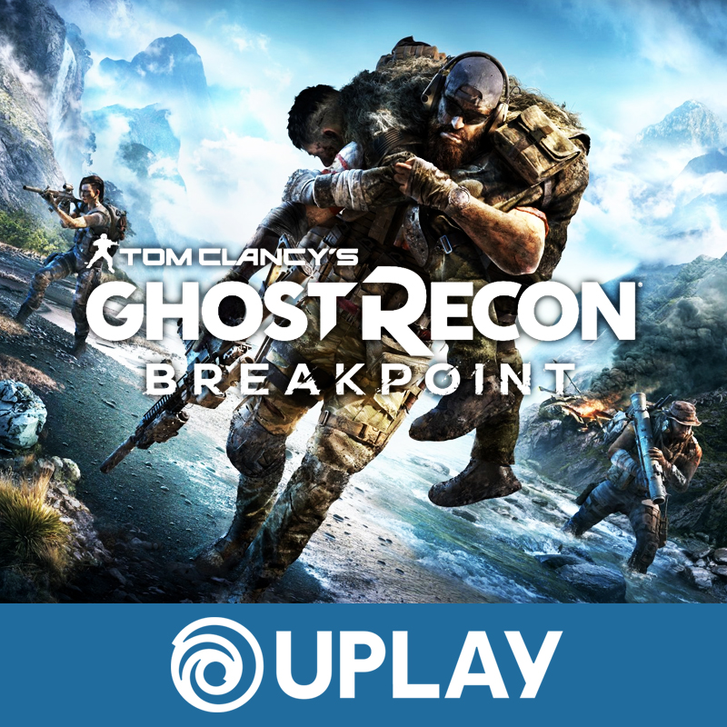 💚 GHOST RECON BREAKPOINT | WARRANTY | UPLAY