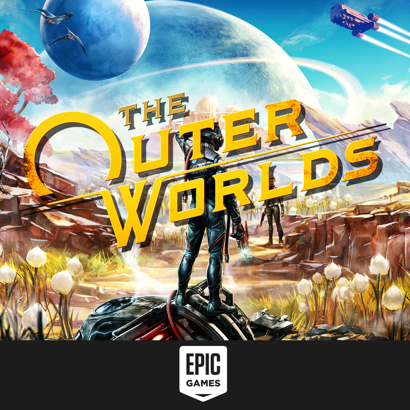 THE OUTER WORLDS | WARRANTY | EPICGAMES 💚