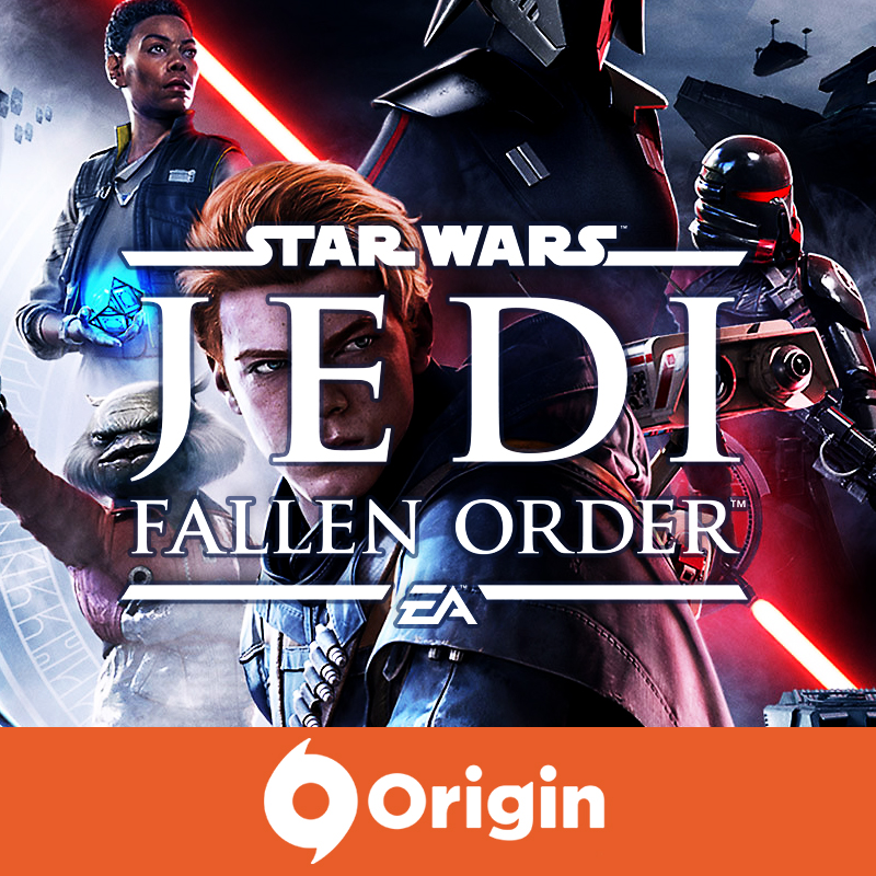 STAR WARS JEDI FALLEN ORDER  | WARRANTY | ORIGIN 💚
