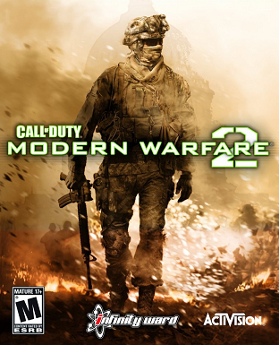 Call of Duty: Modern Warfare 2 + CS:S (Steam Аккаунт)